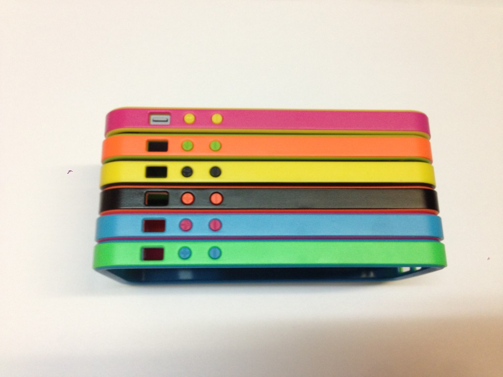 Защитные чехлы-бамперы для IPhone 5/5S