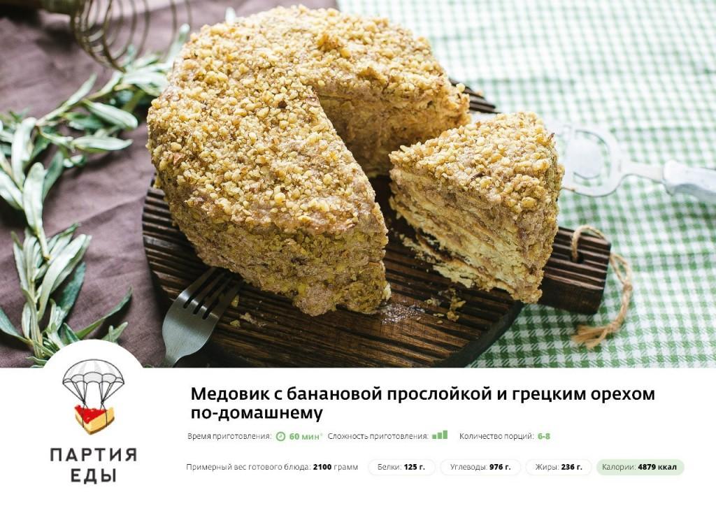 Десерт Партии Еды
