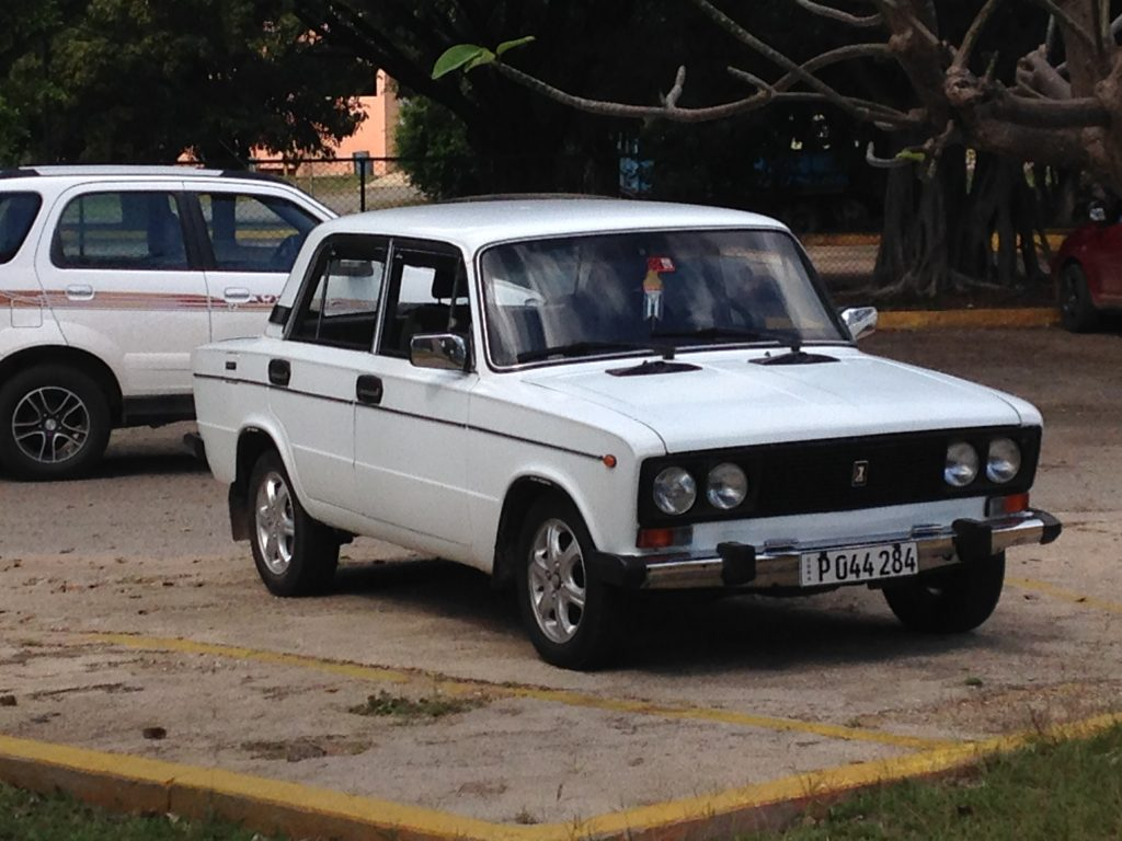 Куба - такси