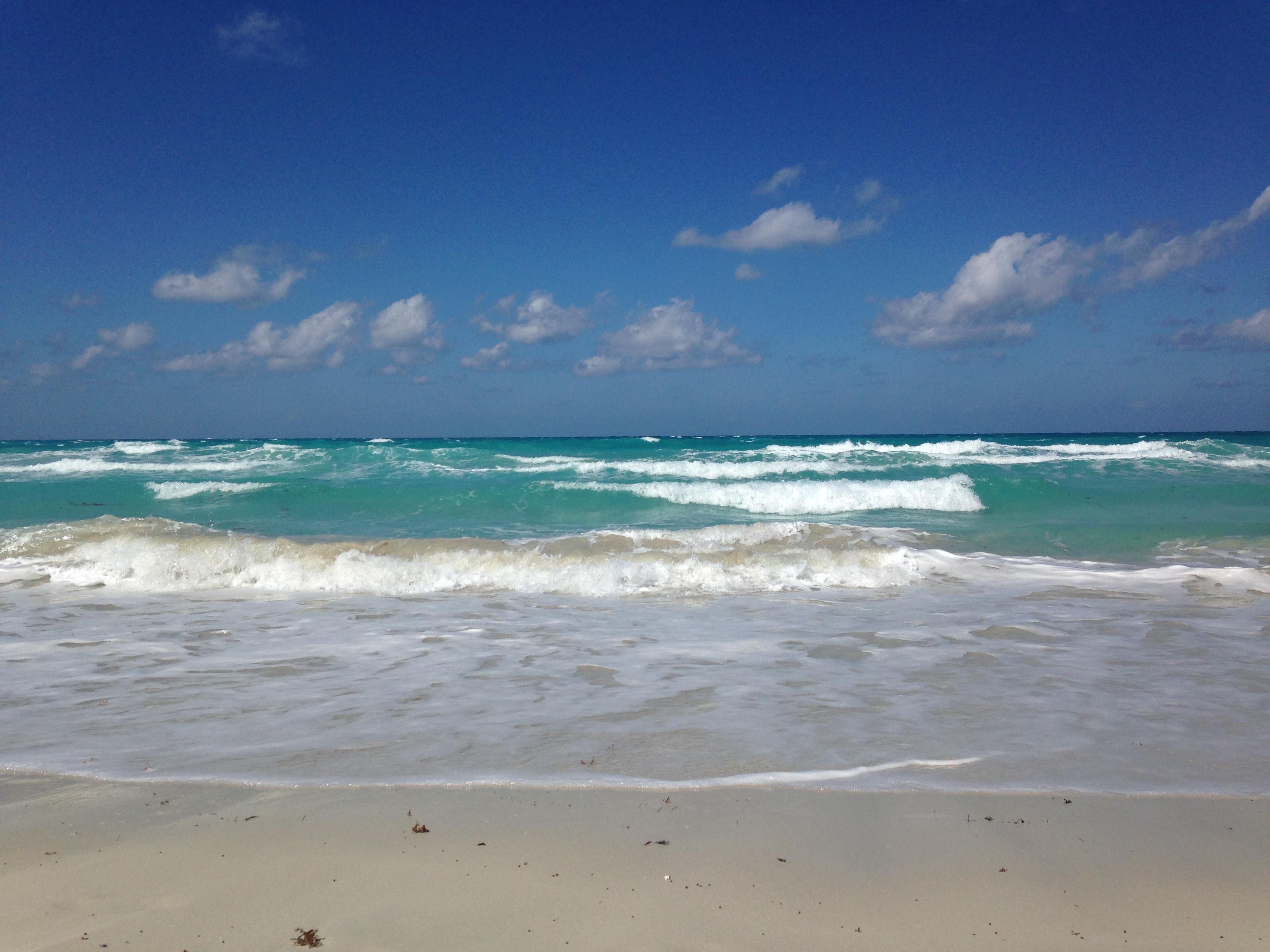 Куба. Варадеро. Пляж